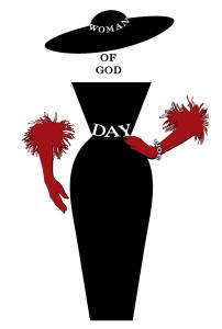Woman of God Day Logo - TM Ora Stearns Smith