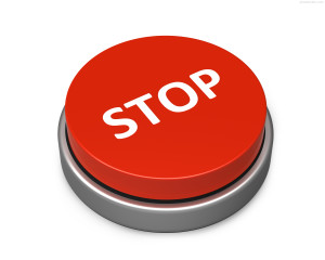 Stop-Button