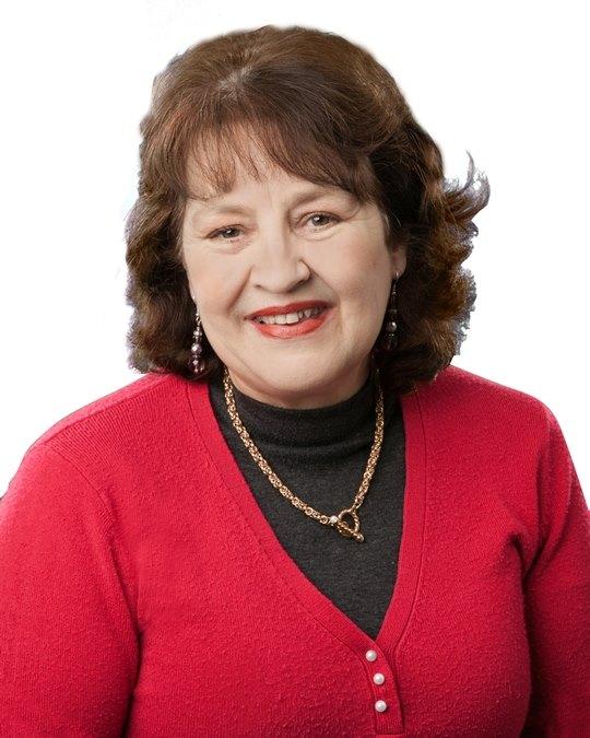 Minister Kathie Thomas