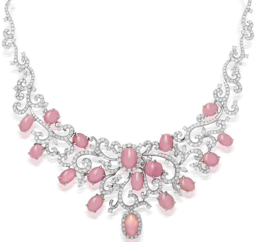 Necklace-Pink-Diamond