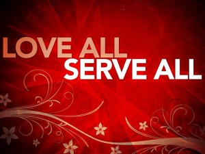 Love All, Serve All