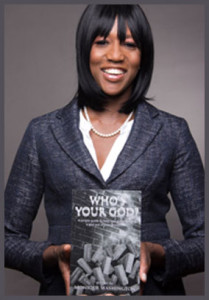 Author, Monique Washington