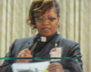 Chaplain Sharlotte Druex Jones