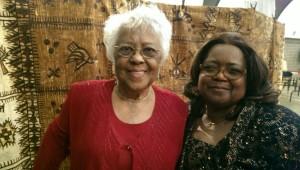Minister Elnora & Daughter, Patricia