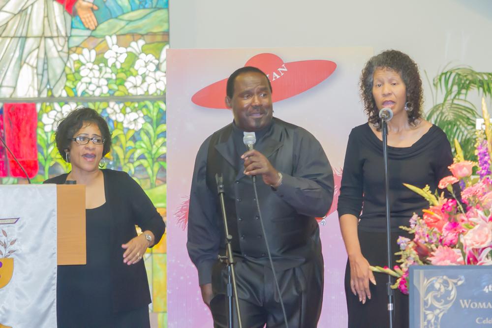 Pastor Henry Newton, Kim & Rene