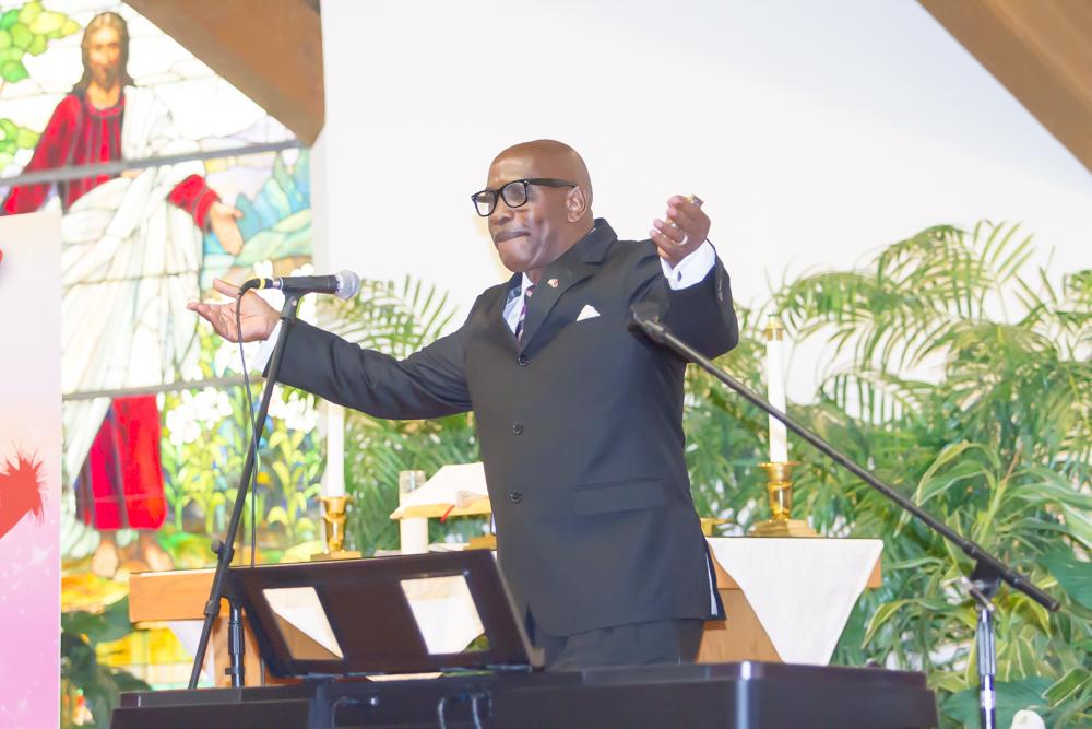 Pastor Leemann - WOGD 2015