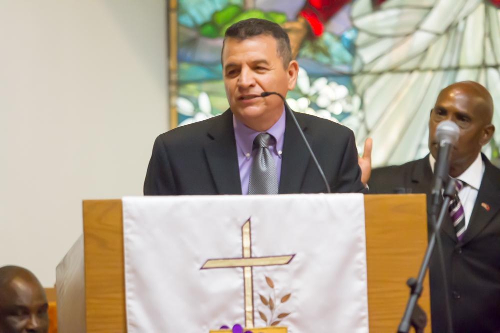 Pastor HENRY MEZA - 2015 WOGD