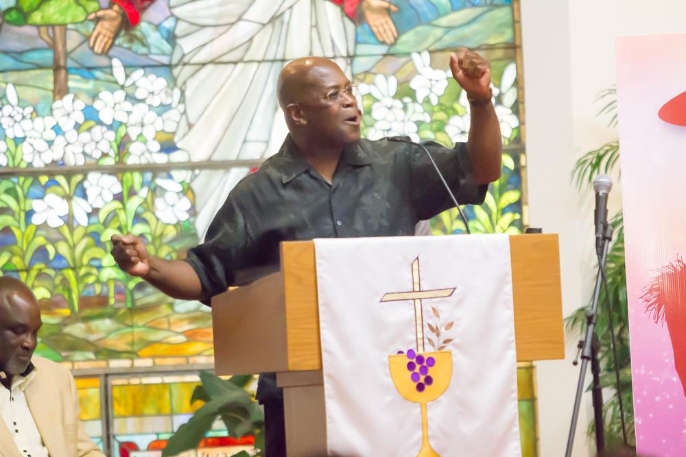 Pastor TIM HENDERSON-Psalm 151-WOGD 2015