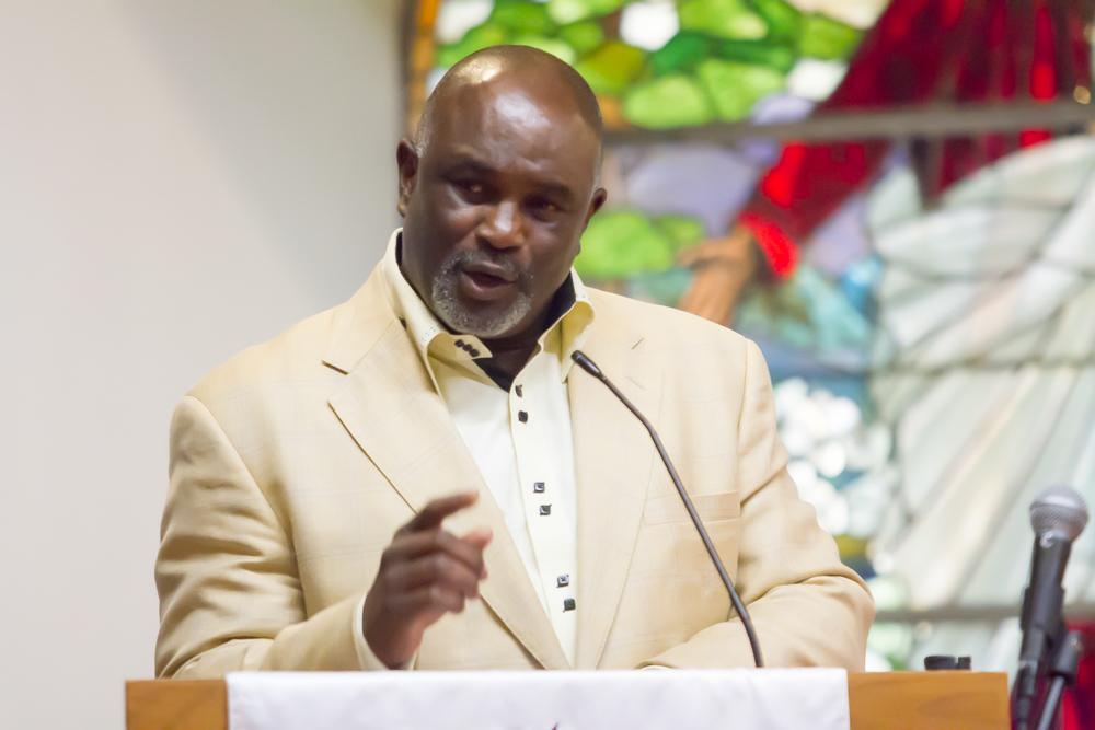 Pastor J. Anthony Boger-Psalm 151 -WOGD 2015