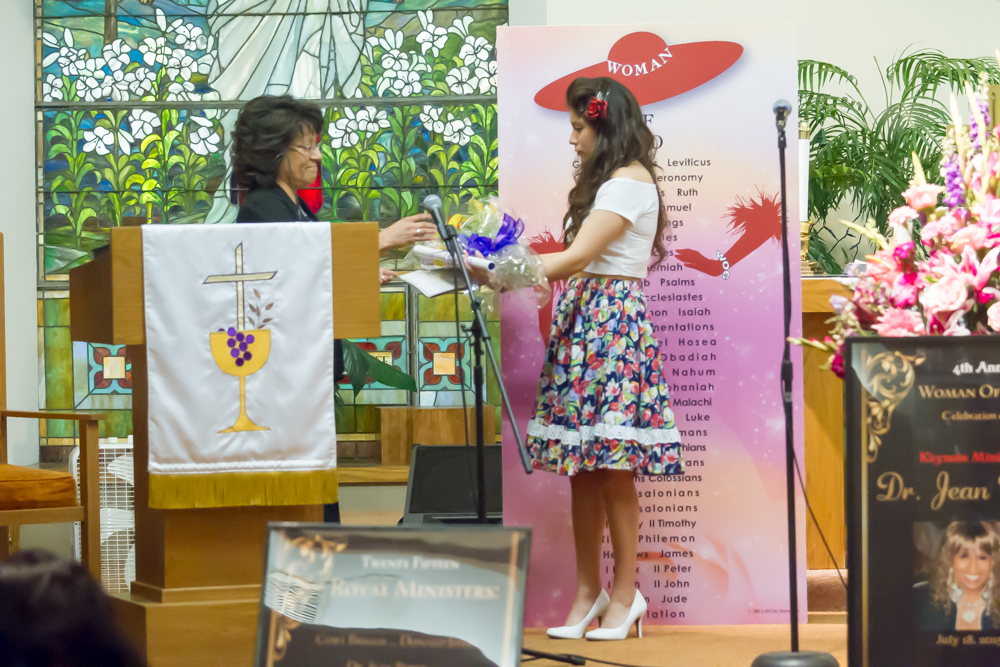 2015 Woman of God Day - Dora & Vanessa