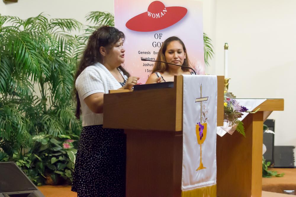 Teresa Menchaca & Daughter Christina