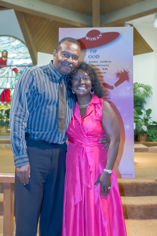 Ministers DONALD & JACKIE PACE
